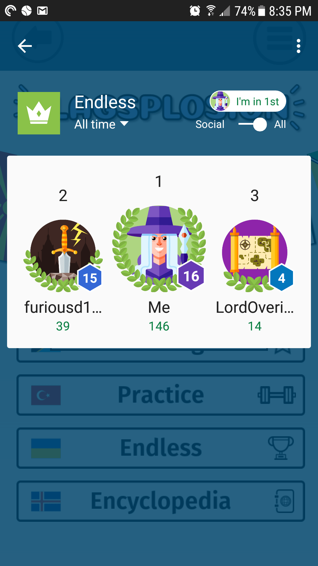 Image of Google Play Leaderboards