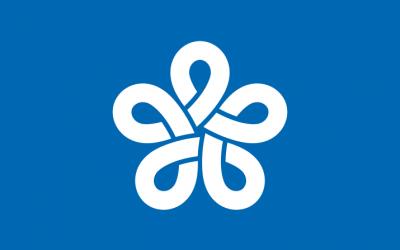 Flag of Fukuoka