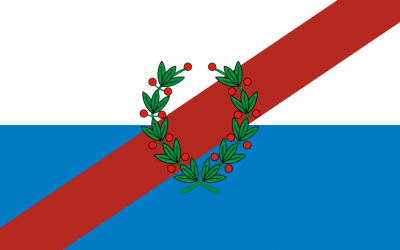 Flag of La Rioja