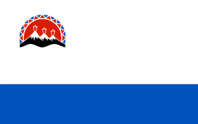 Flag of Kamchatka