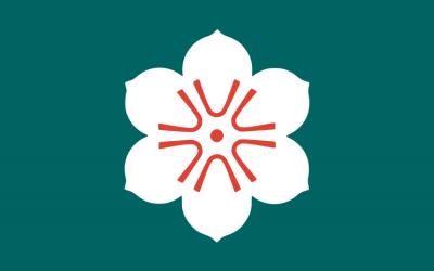 Flag of Saga
